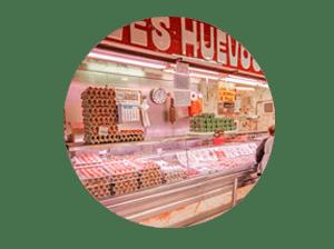 mercado en madrid tirso de molina miniatura de local pollería Aves, Huevos y Caza