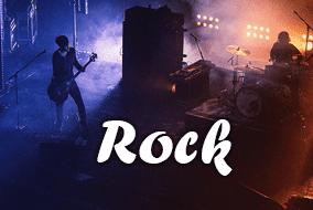 Rock en el mercado Tirso de Molina
